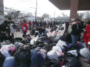 Donated Clothing