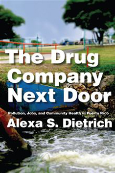 Alexa Dietrich book cover