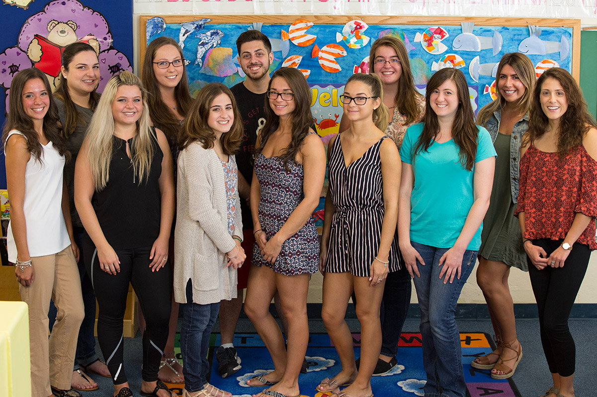 2016 ECC Graduate Assistants