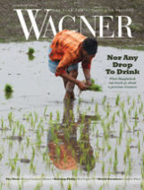 Cover of Wagner Magazine Summer 2012